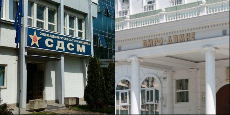 SDSM'dan, VMRO DPMNE'ye nüfus sayımı yanıtı