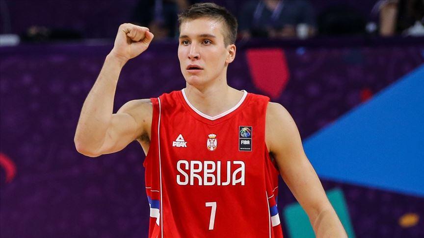 Sırp basketbolcu Bogdan Bogdanovic, Atlanta Hawks'a tranfer oldu
