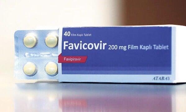"""""""Favicovir"""" ilacını K. Makedonya'ya getiren şirketten açıklama"""
