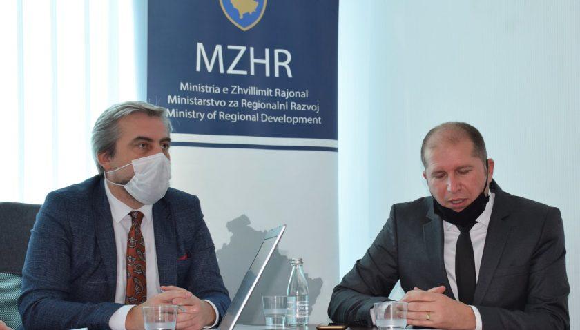"""Kosova'da Bölgesel Kalkınma Bakanlığı """"Stratejik Yönelimleri"""" konulu konferans düzenledi"""