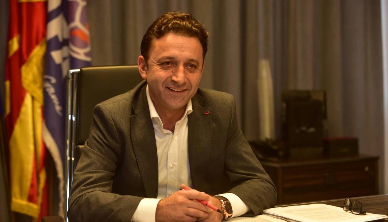 Kovid-19 ile mücadele eden sağlık personeline, Makedonya'nın Avrupa Şampiyonası maçları için öncelik tanınacak