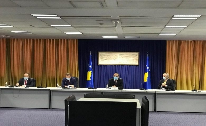 Kosova Başbakanı Hoti önlemlerin titizlikle uygulanmasını talep etti