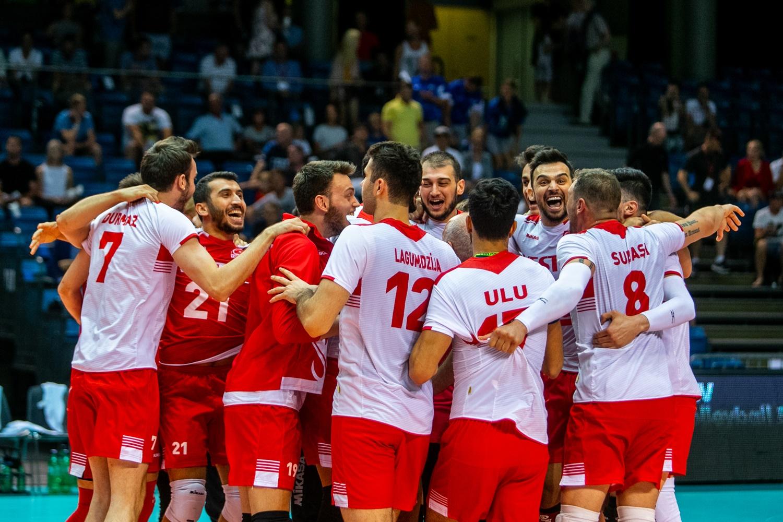 Türkiye A Milli Erkek Voleybol Takımı, 2021 Avrupa Şampiyonası Elemeleri maçlarını Üsküp'te oynayacak