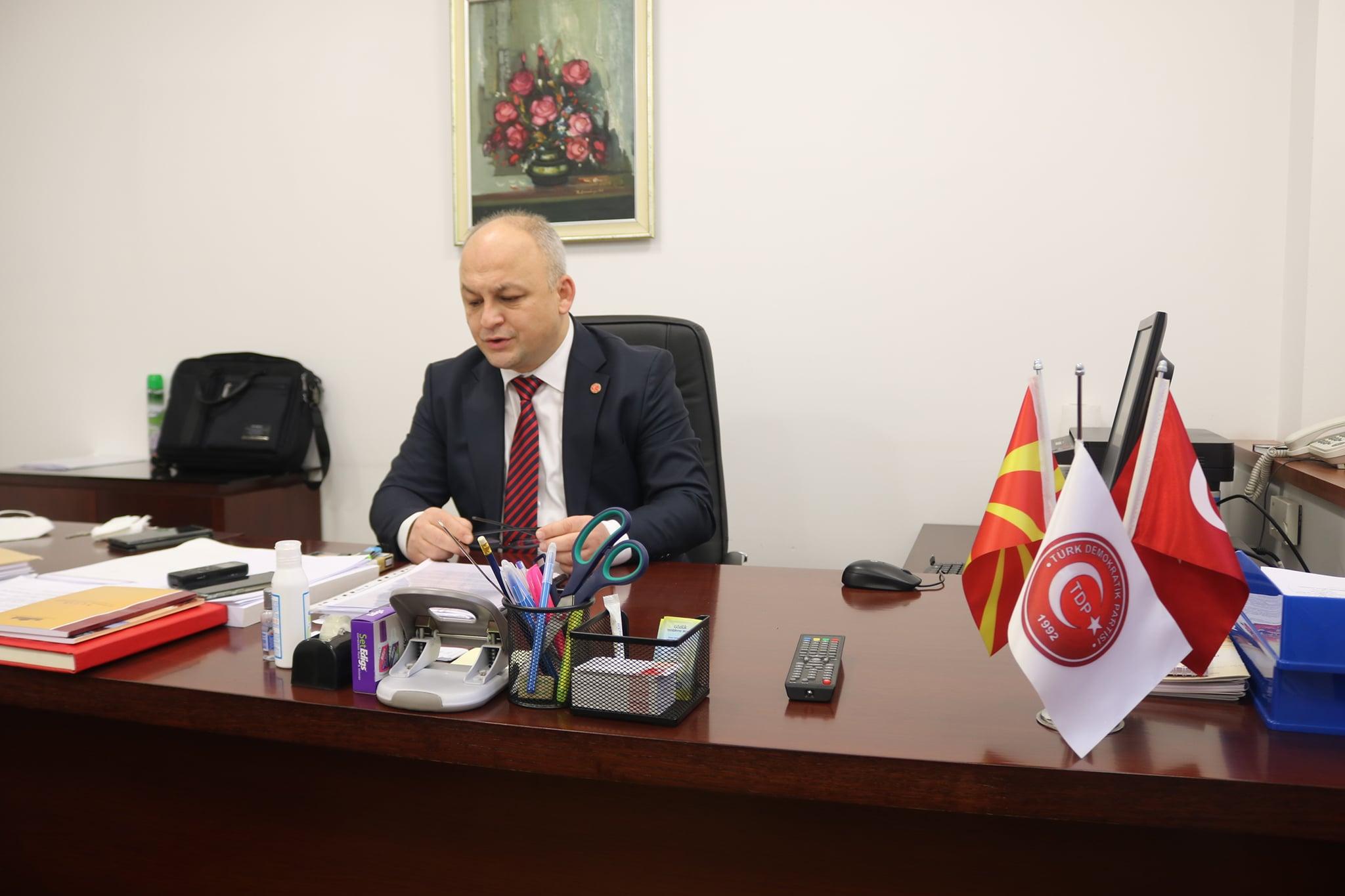 TDP milletvekili İlyas: Değiştirgelerimizin çoğu yeni yasa taslağına geçti