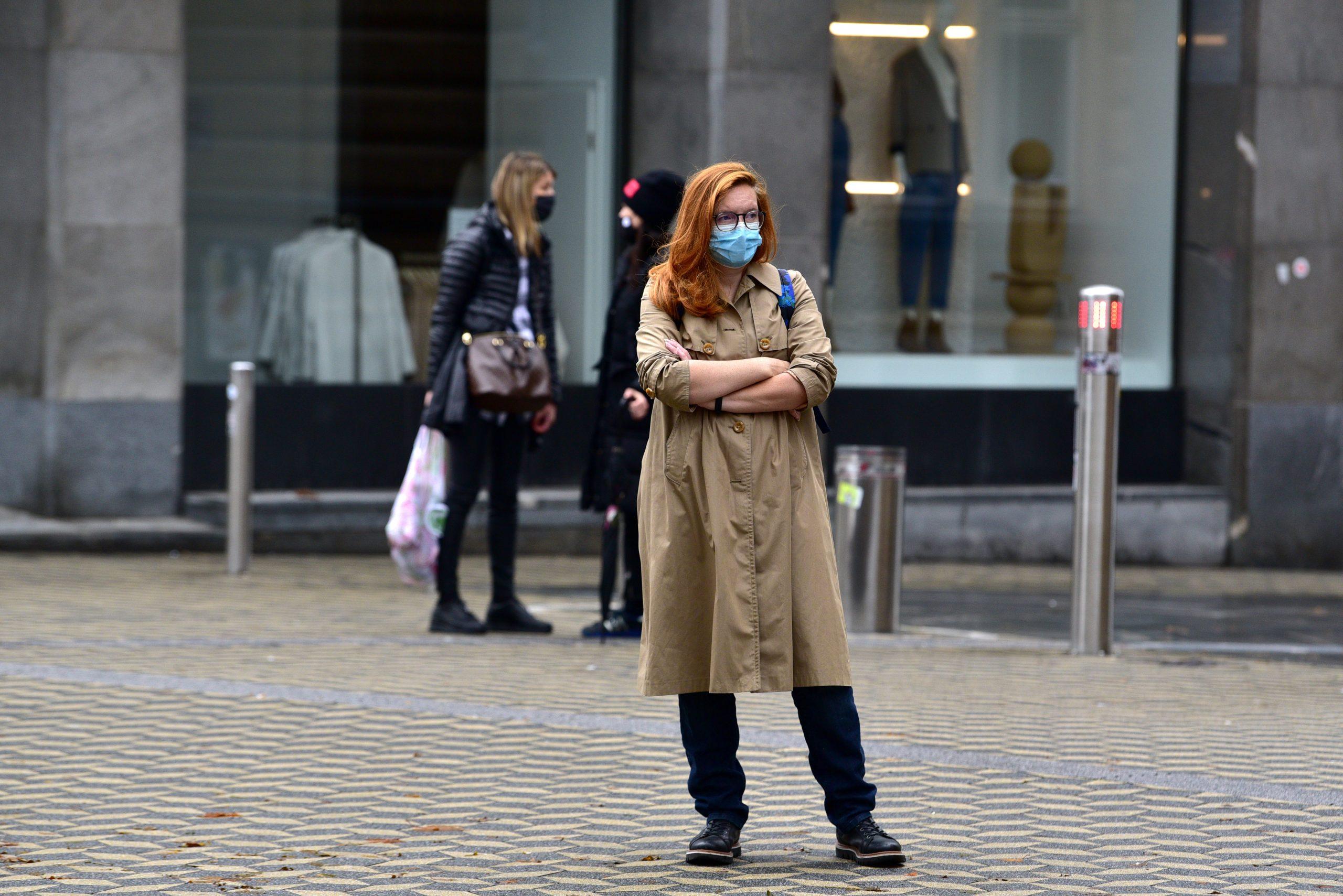 Son 24 saatte maske kullanmayan 540 kişiye ceza kesildi