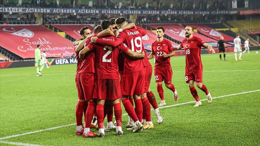 Türkiye A Milli Futbol Takımı'nın Dünya Kupası elemeleri fikstürü belli oldu