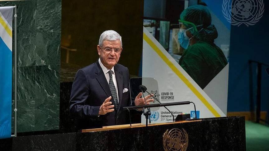 BM Genel Kurul Başkanı Bozkır: Aşıya adil erişim sağlamamız gerek