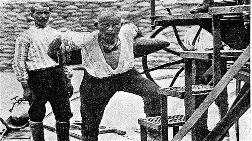 Sırtladığı top mermisiyle 'tarihin seyrini değiştiren' kahraman: Seyit Onbaşı