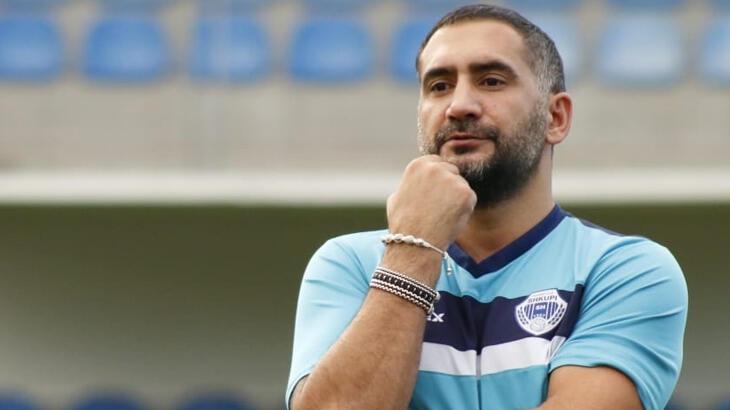Shkupi'den ayrılan Ümit Karan, Menemenspor ile sözleşme imzaladı