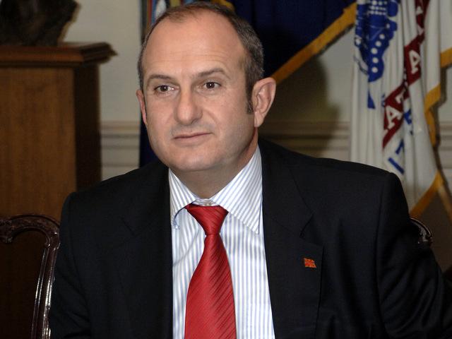 K. Makedonya Hükümeti Özel Temsilcisi Buçkovski, yarın Sofya'ya gidecek