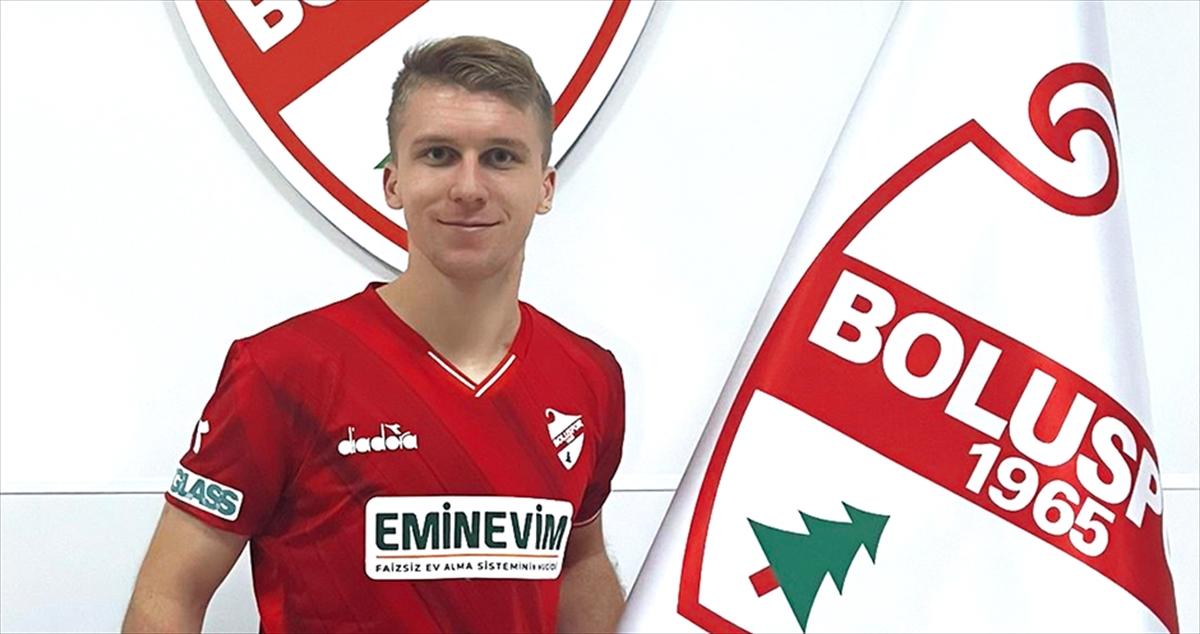 Boluspor, Bosna Hersekli futbolcu Haris Hajdarevic'i kadrosuna kattı