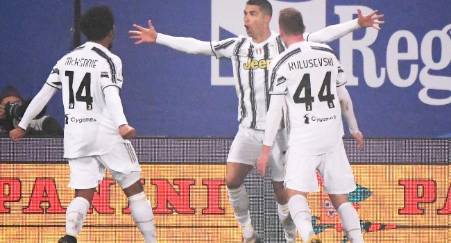 Ronaldo tarihin en golcü ismi oldu