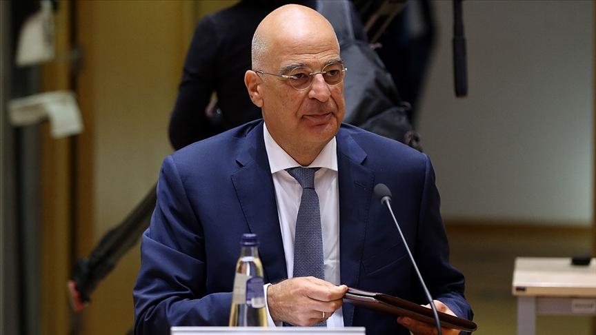 Yunan Dışişleri Bakanı Dendias: Girit'in doğusunda da kara sularımızı genişletmeyi planlıyoruz