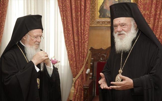 Yunan Kilisesi özür dileyeceğine kıvırmayı tercih etti