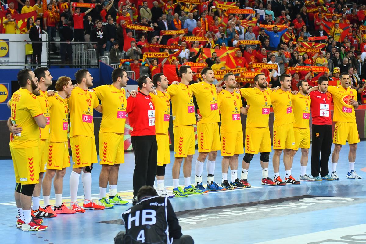 Kuzey Makedonya Erkek Hentbol Takımı, Dünya Kupası'na katılıyor