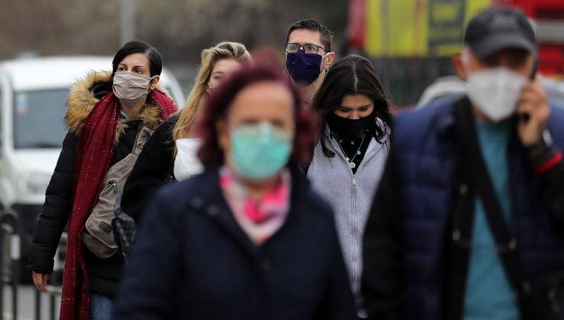 Son 24 saatte maske kullanmayan 381 kişiye ceza kesildi