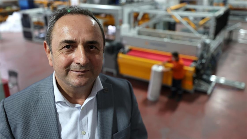 Bulgaristan göçmeni tarafından üretilen makineler 130 ülkeye ihraç ediliyor