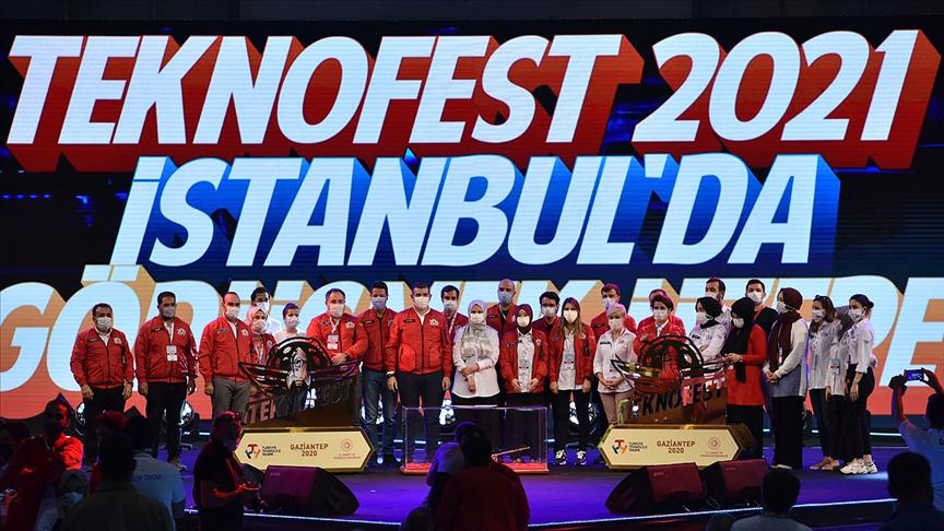 TEKNOFEST 2021 Teknoloji Yarışmaları başvuruları devam ediyor