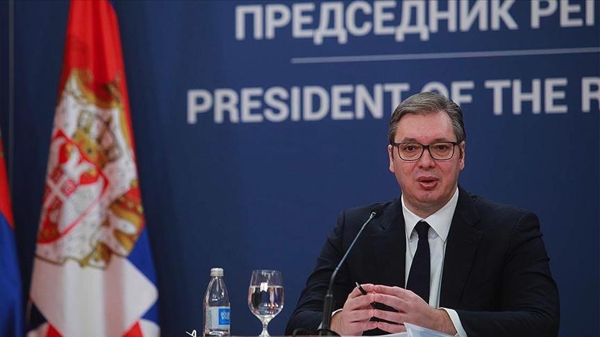 Sırbistan'da Kovid-19'a karşı kitlesel aşılama başladı