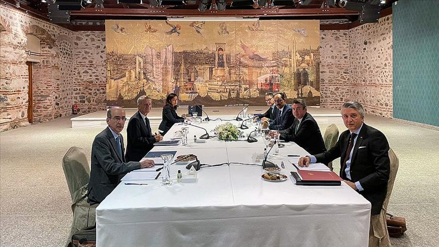 Türkiye ve Yunanistan arasındaki istikşafi görüşmelerin 61. turu sona erdi