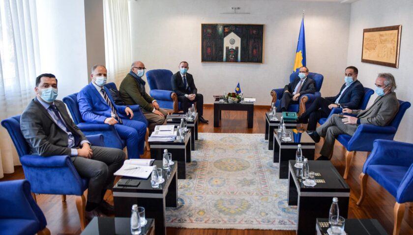 Kosova'daki epidemiyolojik durum görüşüldü