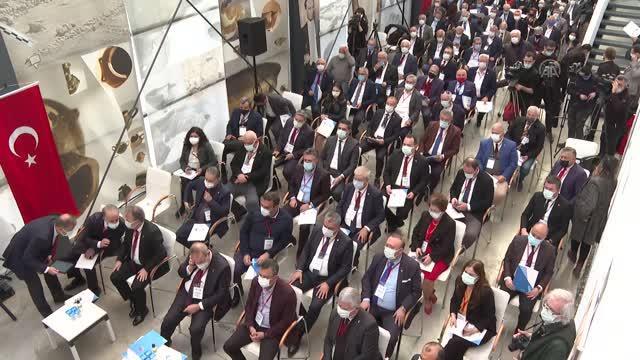 """İzmir'de """"Balkan İş Birliği Toplantısı"""" düzenlendi"""
