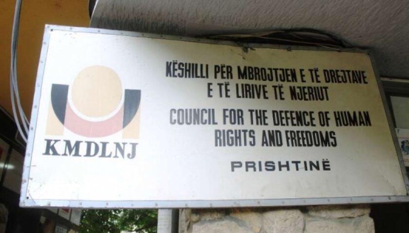 Kosova İnsan Hakları Konseyi'nden  tepki