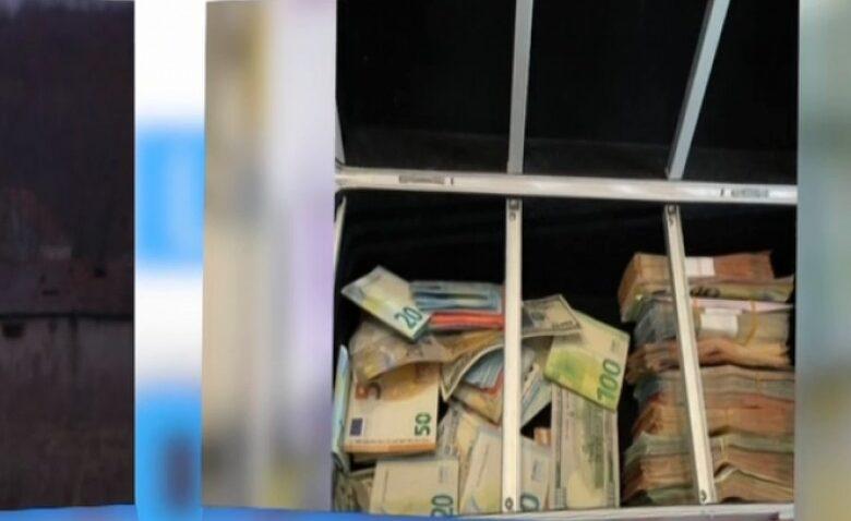Kosova Tarım Bakanlığı'ndan çalındığı şüphe edilen 400 bin euroya el konuldu