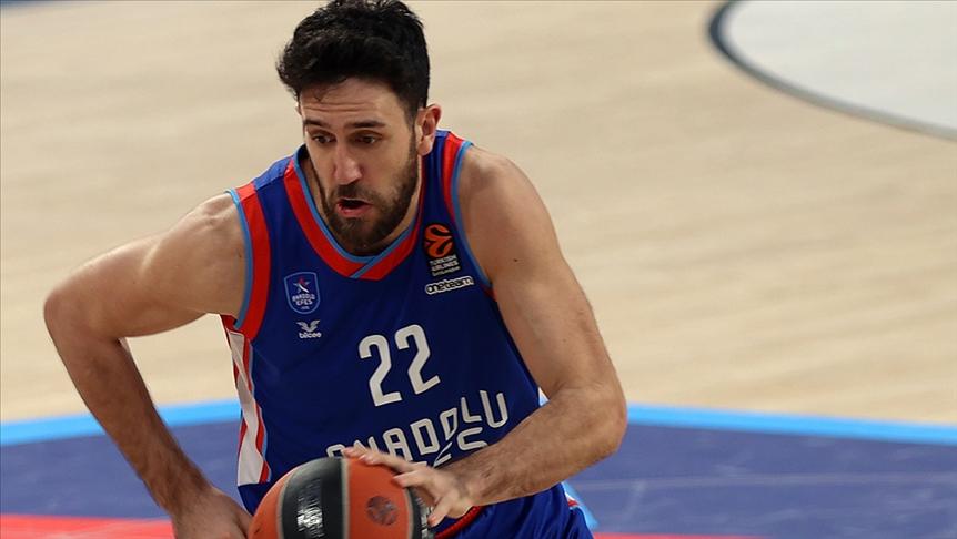THY Avrupa Ligi'nde haftanın MVP'si Sırp basketbolcu Micic