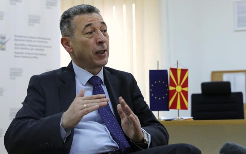 Simovski: Sayım sadece Bulaşıcı Hastalıklar Komisyonu bunun yapılmasının güvenli olmadığını değerlendirirse ertelenecek