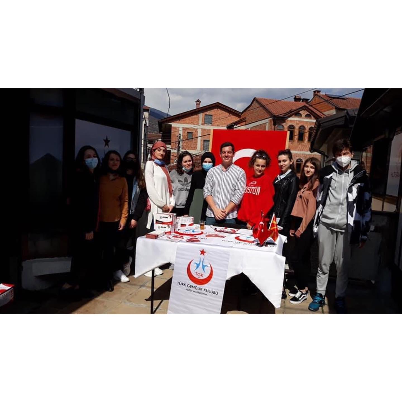 Türk Gençlik Kulübü, gençlik buluşmalarına devam etti