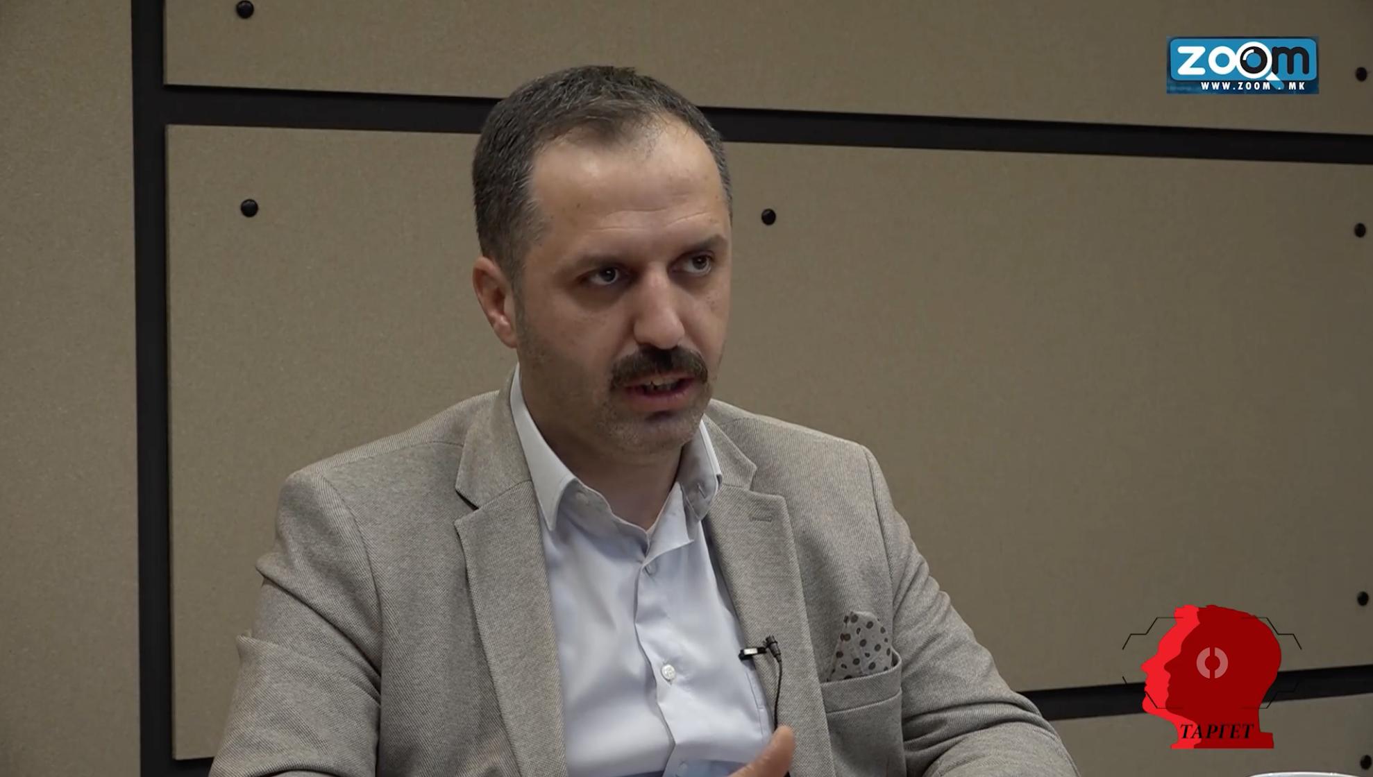 Emin: Kuzey Makedonya Türklerinin oranı en az % 7, bu oranın altındaki sonuçları kabul etmeyeceğiz