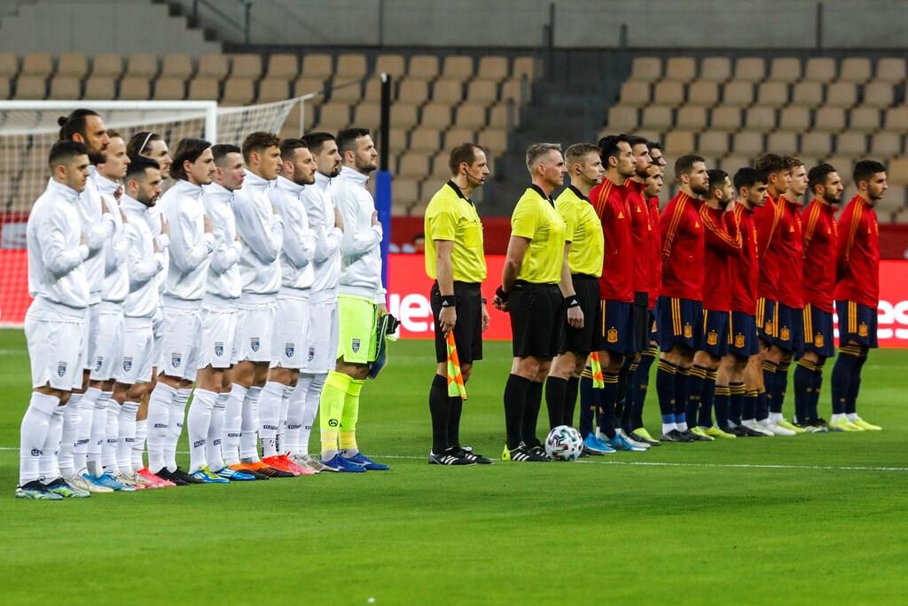 İspanya – Kosova maçında 'büyük harf' gerginliği