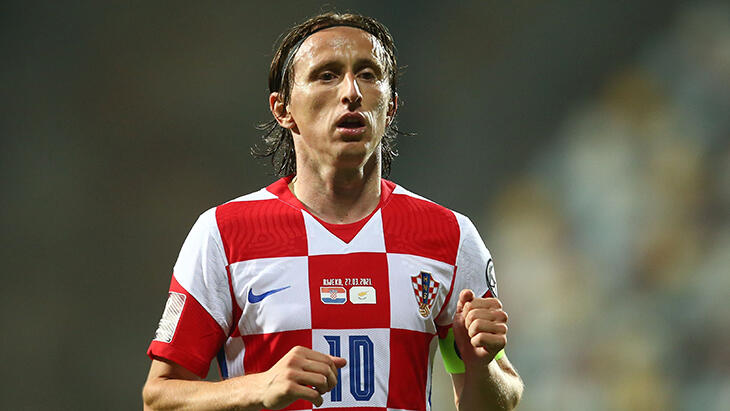 Luka Modric, Hırvatistan rekorunu kırdı
