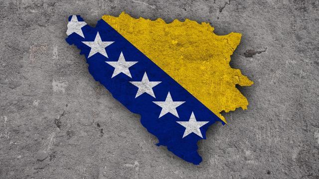 """Slovenya'dan AB'ye gönderilen belgede """"Bosna Hersek'in parçalanması"""" yazıyor"""