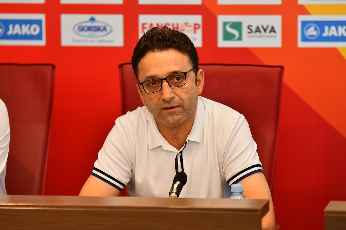 K. Makedonya Futbol Federasyonu Başkanlığına yeniden Seydini seçildi