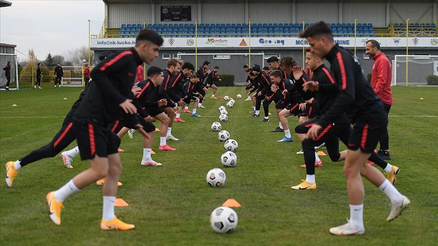 Türkiye Ümit Milli Futbol Takımı yarın Sırbistan ile karşılaşacak