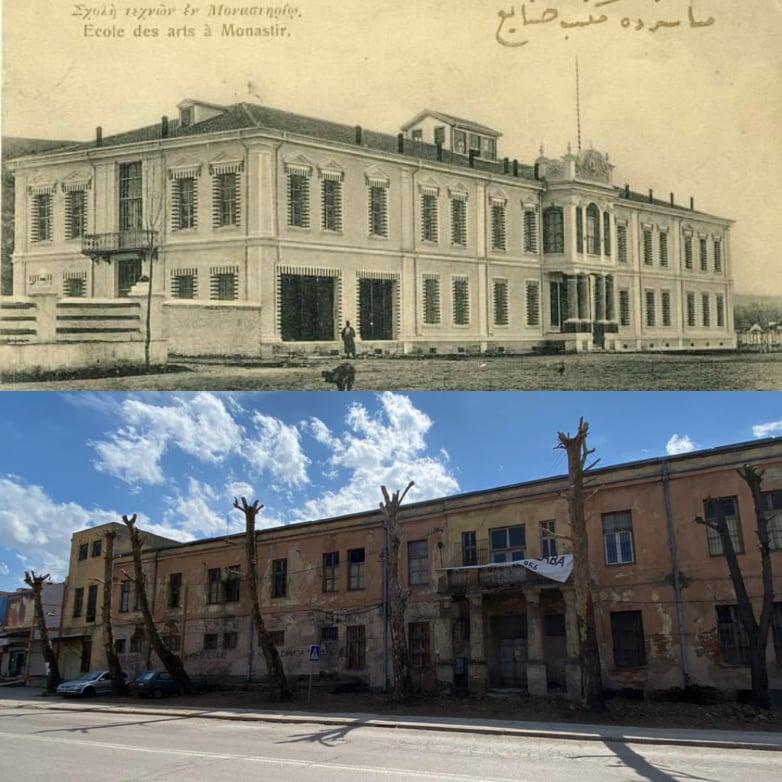 Manastır şehrindeki Osmanlı Islahhânesi satışa çıkarıldı