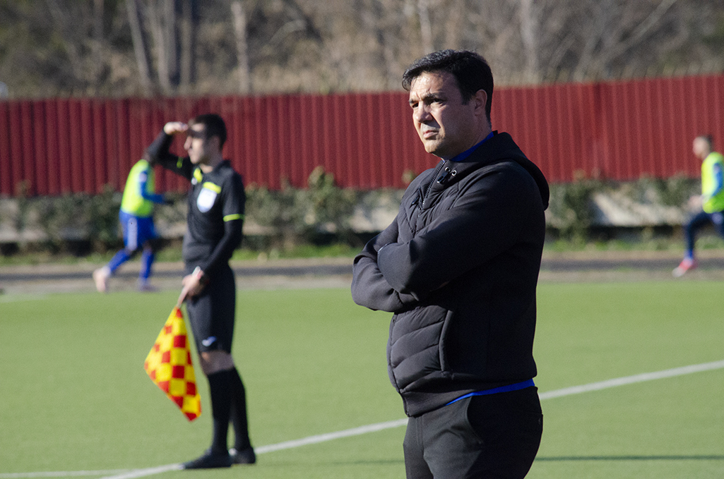 Shkupi teknik direktör Hasan Özer ile yollarını ayırdı