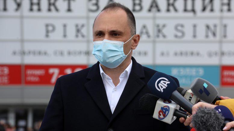 Sağlık Bakanı Filipçe 10 bin doz Pfizer aşı için tarih verdi