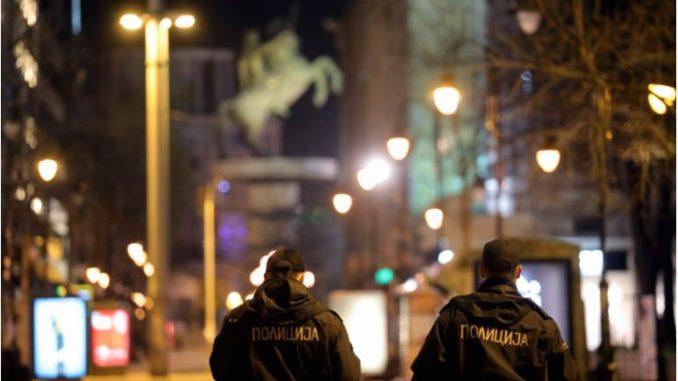 Sokağa çıkma yasağına 27 kişi uymadı, maske kullanmayan 435 kişiye ceza kesildi