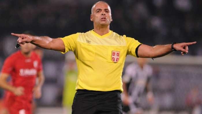 Sırbistan Ligi'nde bir hakeme taraflı maç yönettiği için ağır ceza: Hem hapis hem men