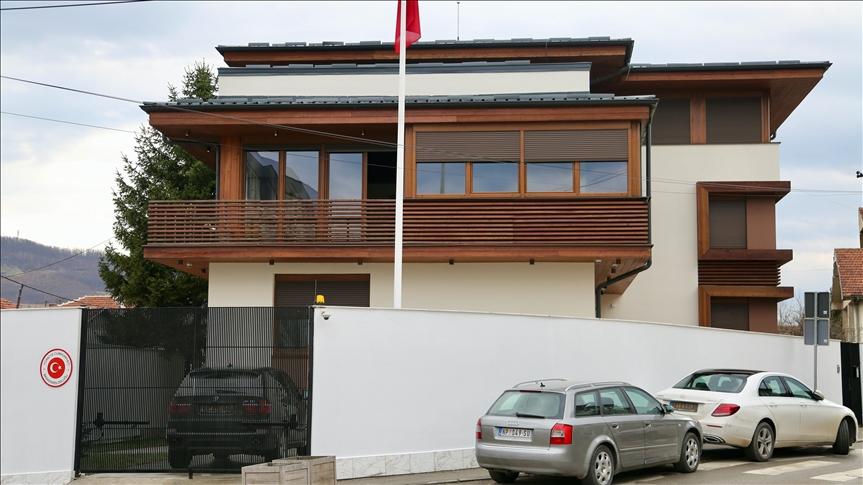 Türkiye'nin Yeni Pazar Başkonsolosluğu resmen hizmete başladı