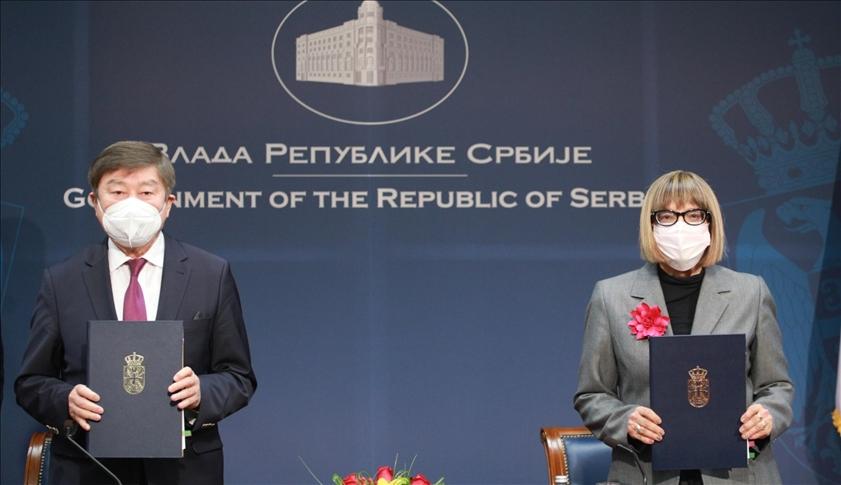 Sırbistan Kültür Bakanlığı ile TÜRKSOY arasında iş birliği protokolü imzalandı