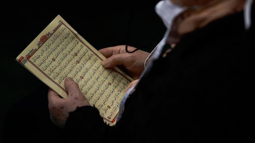 Bosna Hersek'teki Osmanlı mirası Ferhadiye Camisi 30 yıl aradan sonra mukabele geleneğine kavuştu