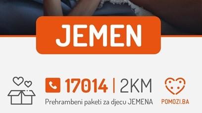 Bosna Hersek, Yemen'de 2 binden fazla ramazan paketi dağıtacak