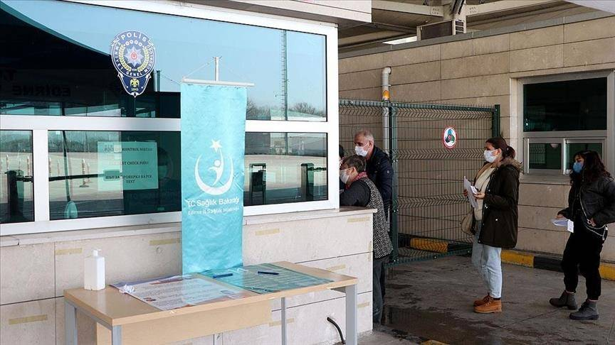 Türkiye'ye PCR testi zorunluluğu 31 Mayıs'a kadar uzatıldı