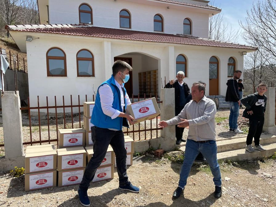 Türk diasporasından Evlad-ı Fatihan'a yardım eli