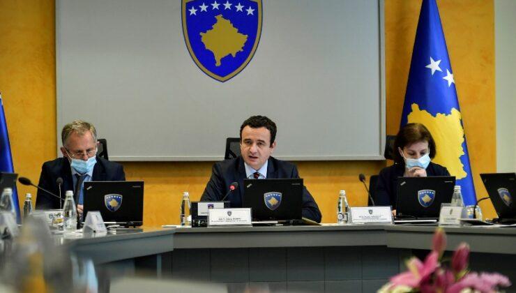 Kosova Bakanlar Kurulu, Hükümet programını onayladı
