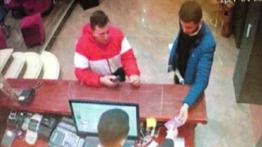 Kripto para borsası Thodex'in yöneticisi Özer, Arnavutluk'ta bir otele girerken görüntülendi